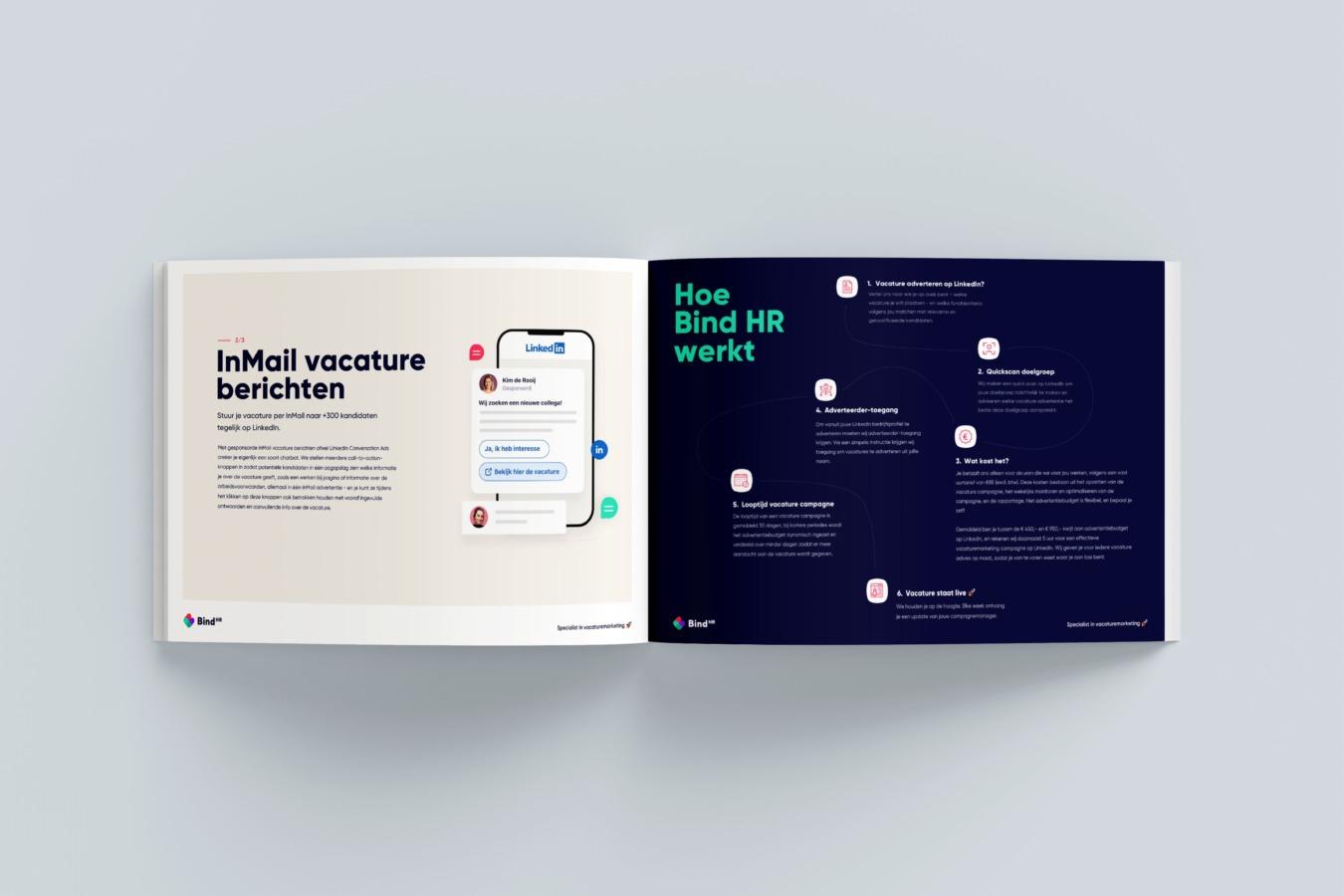 Brochure van Bind HR