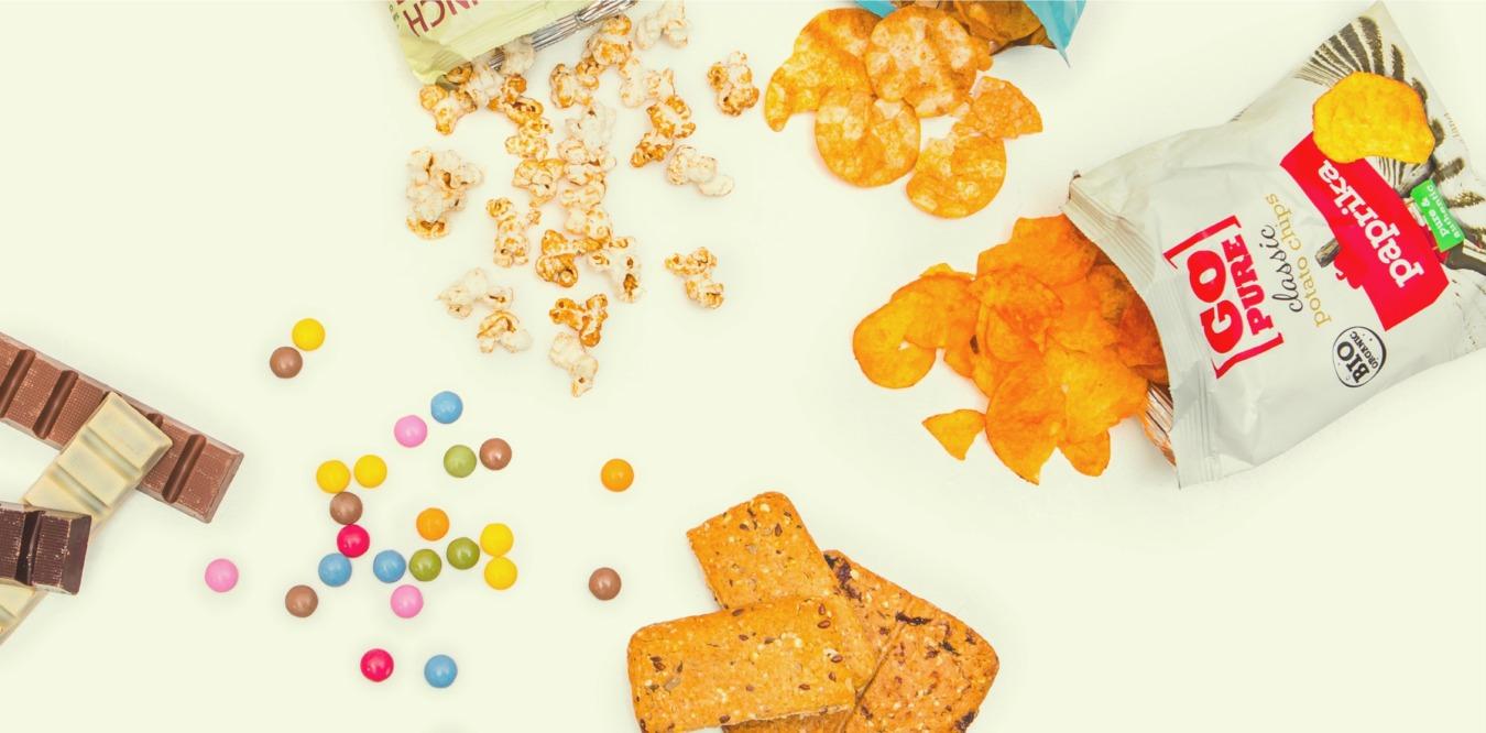 Healty Snackbox Case