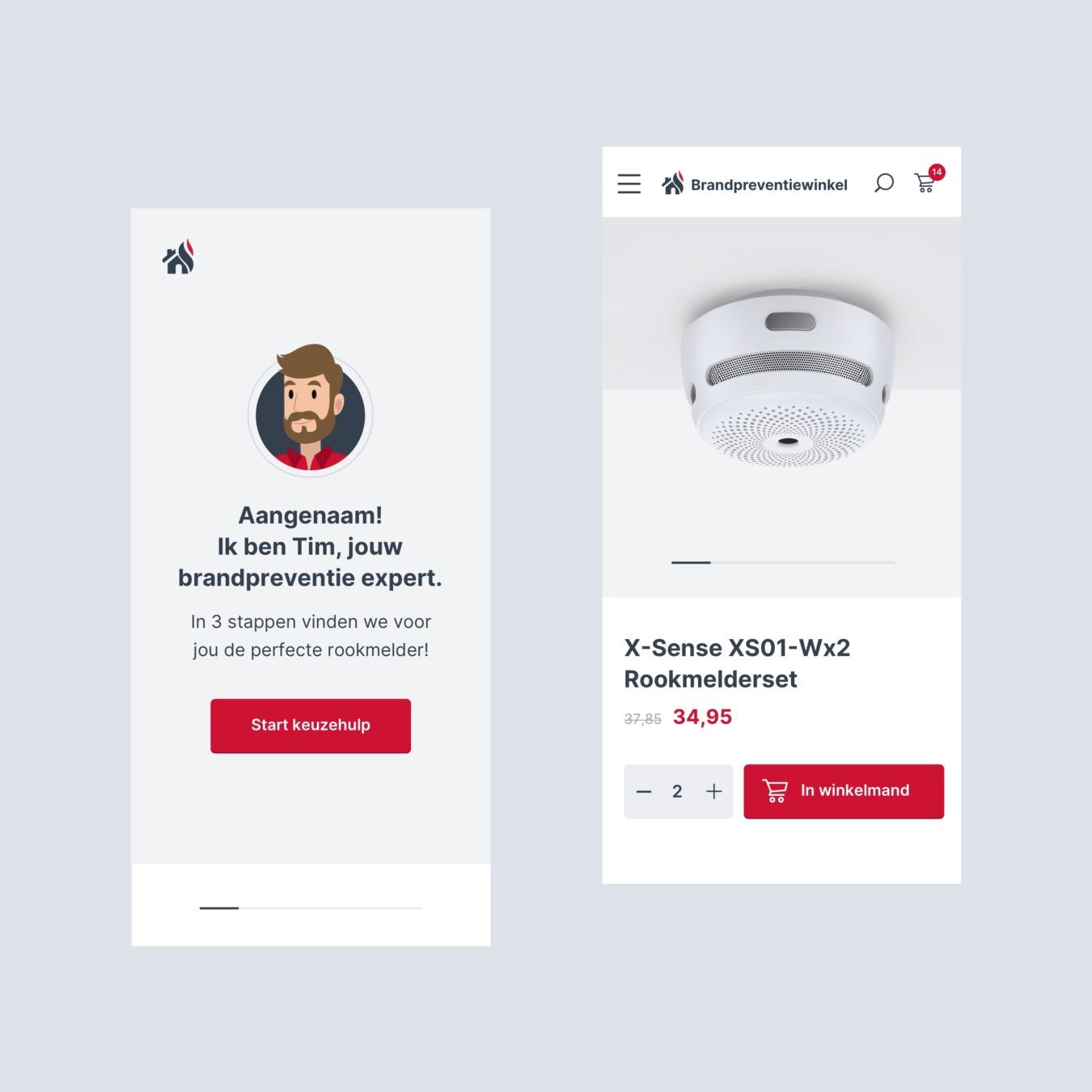 De volgende stap in e-commerce van Brandpreventiewinkel.nl