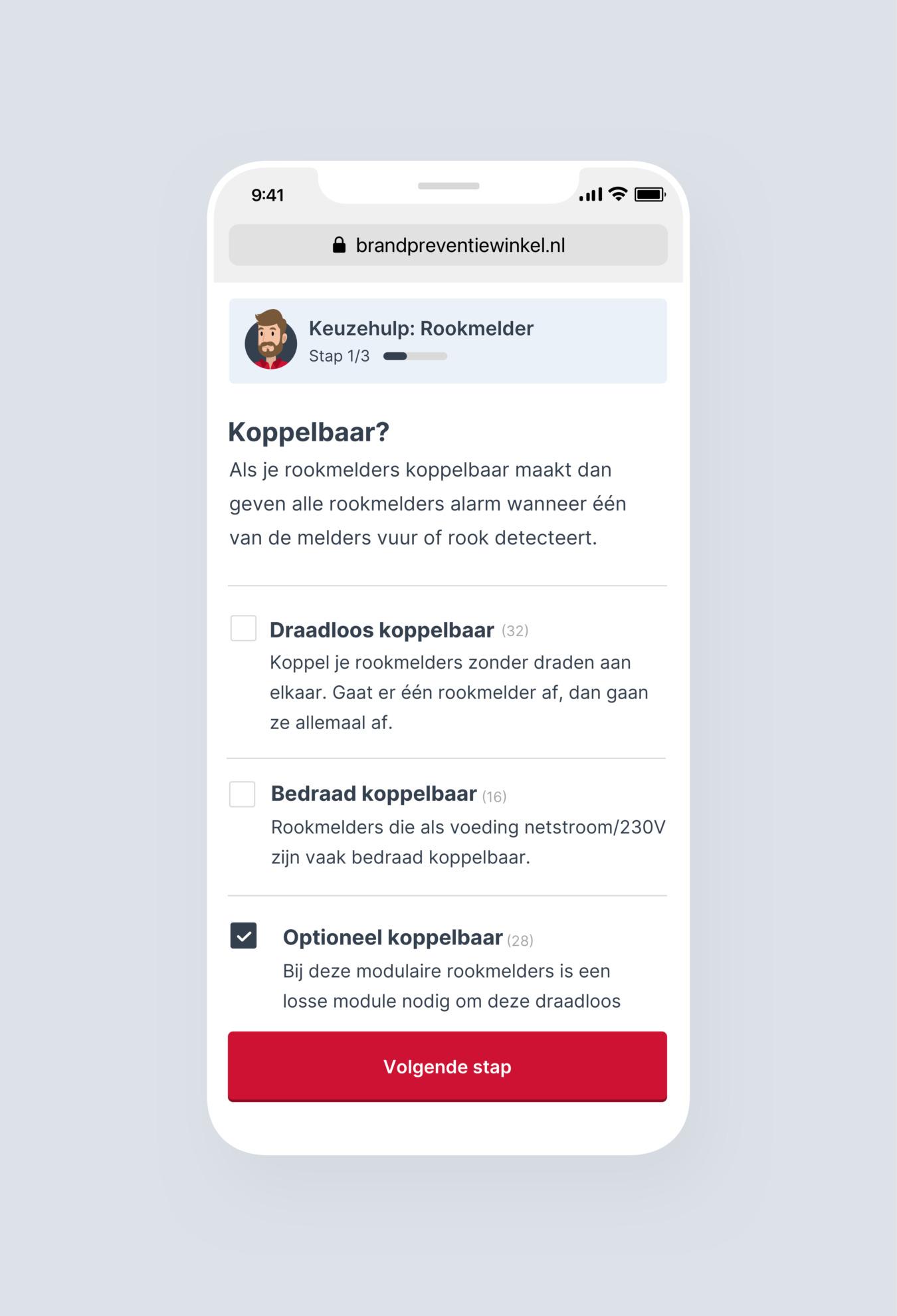 Keuzehulp van Brandpreventiewinkel.nl