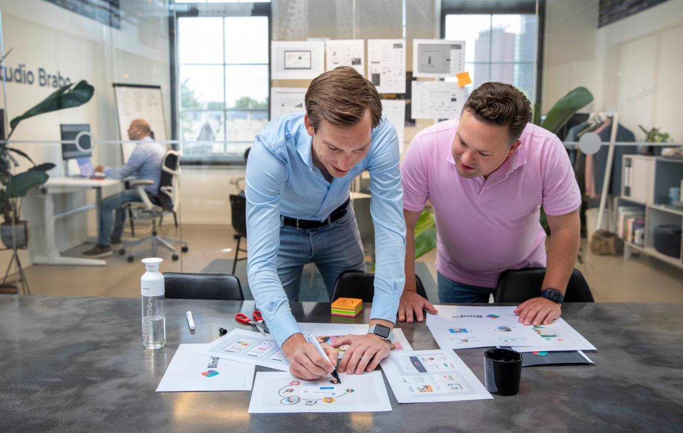 Review Brandbook Bind HR